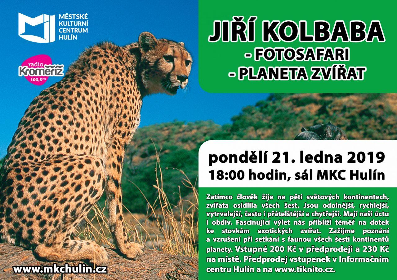 JIŘÍ KOLBABA - FOTOSAFARI