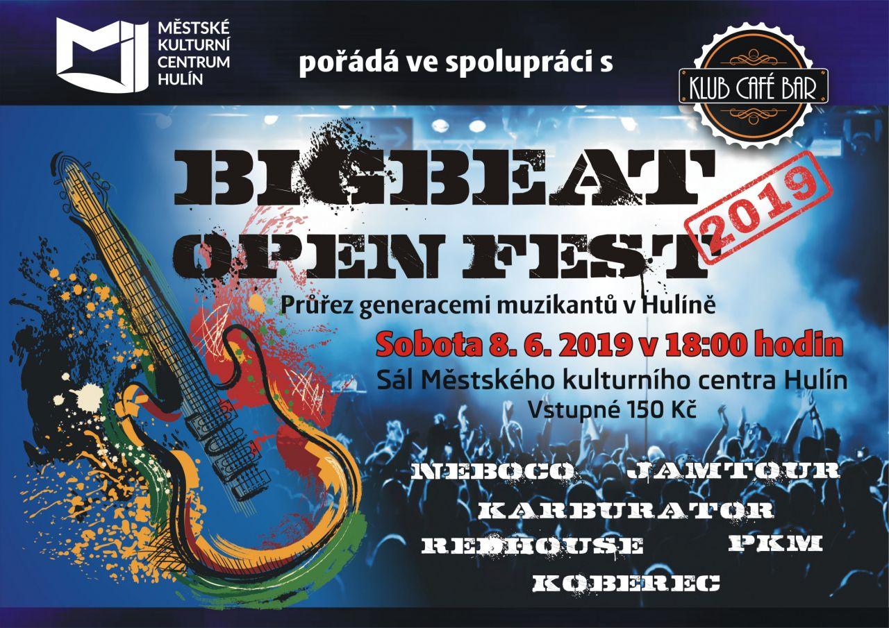 BIGBEAT OPEN FEST 2019
