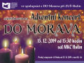 Adventní koncert DO Morava